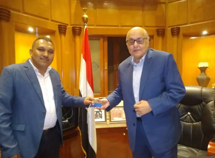 """اختيار""""محمد رفعت الفواضلى"""" لعضوية المكتب الاستشارى لحزب الغد"""