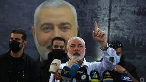 """""""اسماعيل هنية"""" يحمّل الاحتلال مسؤولية استهداف المدنيين بقطاع غزة"""