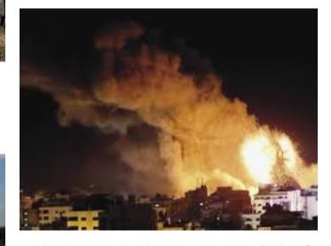 الامم المتحدة تتواصل مع مصر ودول المنطقة لوقف التصعيد بين إسرائيل والفلسطينيين.
