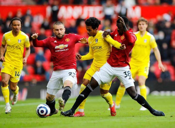 التعادل الإيجابي يستحوذ مباراة مانشستر يونايتد أمام فولهام