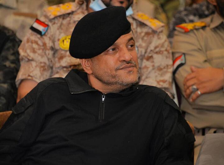 اليمن : تعيين اللواء شلال علي شايع قائد لوحدات مكافحة الإرهاب