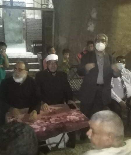 بيت العائلة يعود من جديد لينهي خلافات بين مسلمين وأقباط بالمنيا