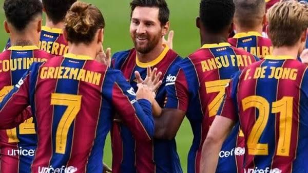 تعرف على موعد مباراة برشلونة و إيبار فى الدوري الأسباني و القنوات الناقلة