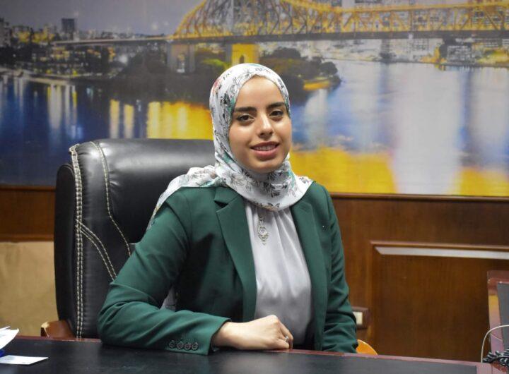 """ريهام فتحي """"سيدة الصناعة"""" تعلن عن مسابقة صناعية كبري لشباب مصر"""
