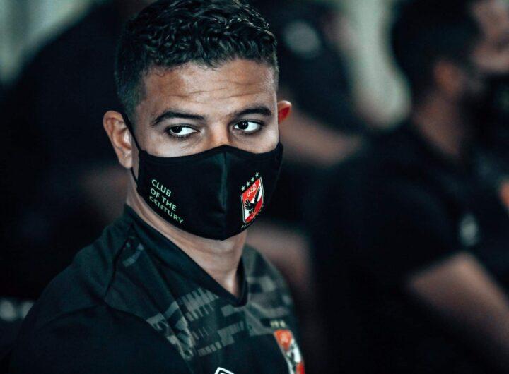 سعد سمير ينتظم في التدريبات الجماعية خلال 48 ساعة