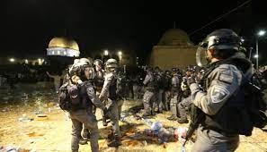 مفتي الجمهورية يدين بشدة اقتحامات قوات الاحتلال الإسرائيلي المتكررة للمسجد الأقصى المبارك والاعتداء على المصلين