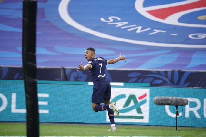 باريس سان جيرمان بطلًا لكأس فرنسا على حساب موناكو